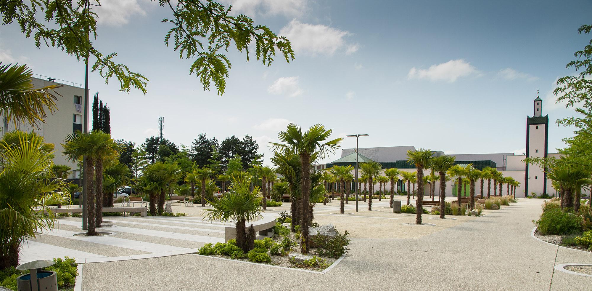 La Place Franco-Mauresque