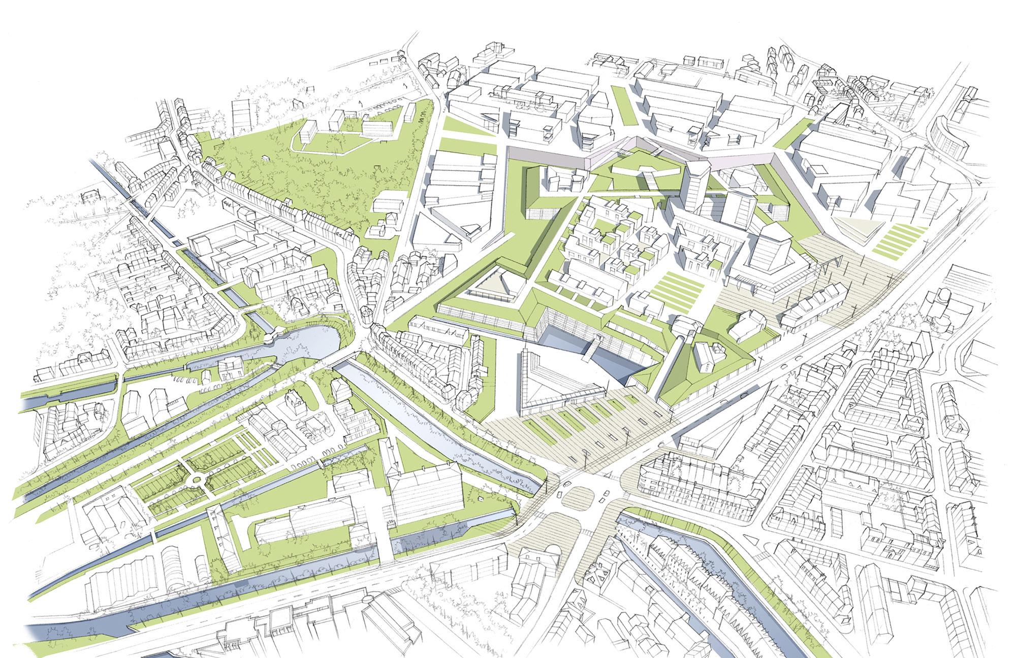 Le modèle urbain