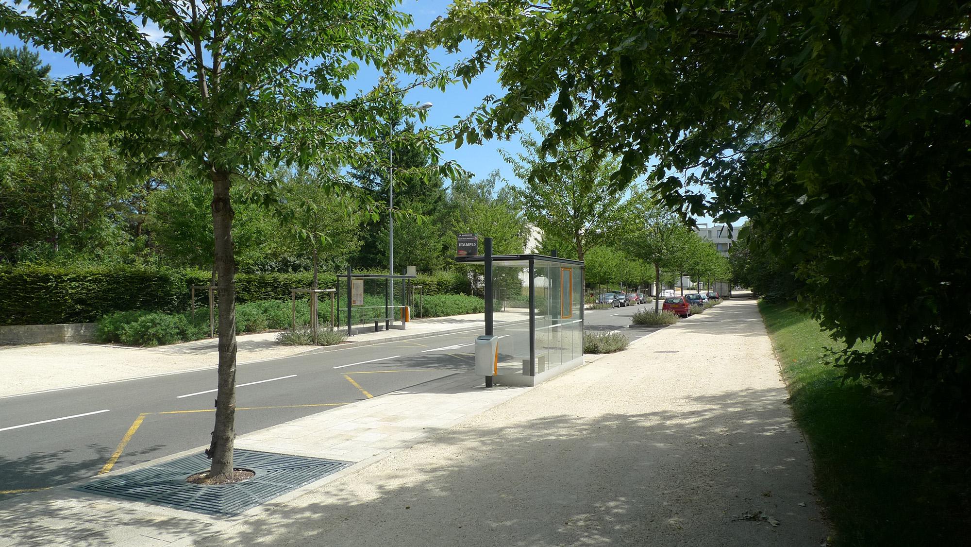 Avenue joseph Pichard